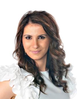 Susan Jomha, Edmonton based interior design consultant