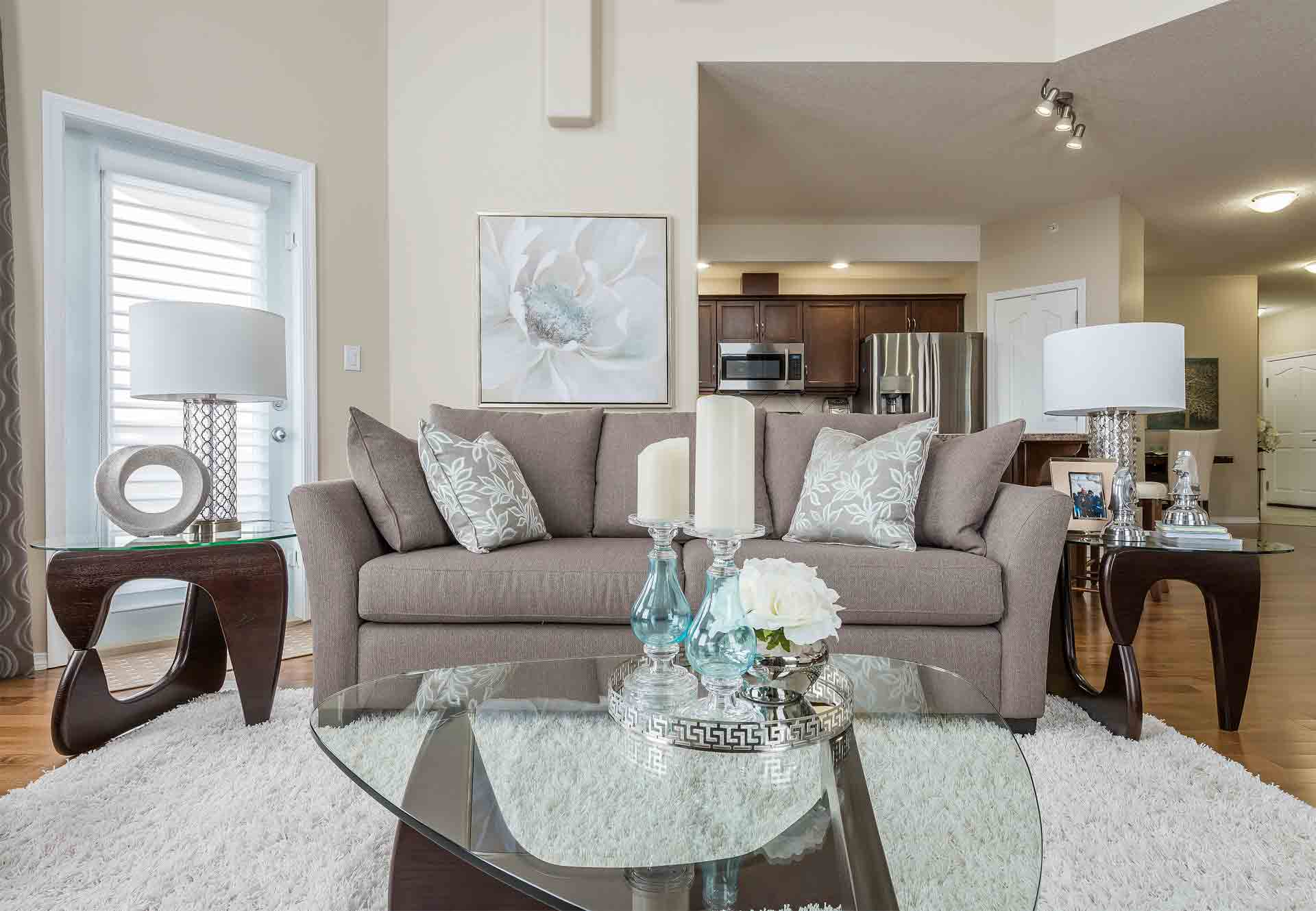 Interior Designing Project in Rutherford, Edmonton