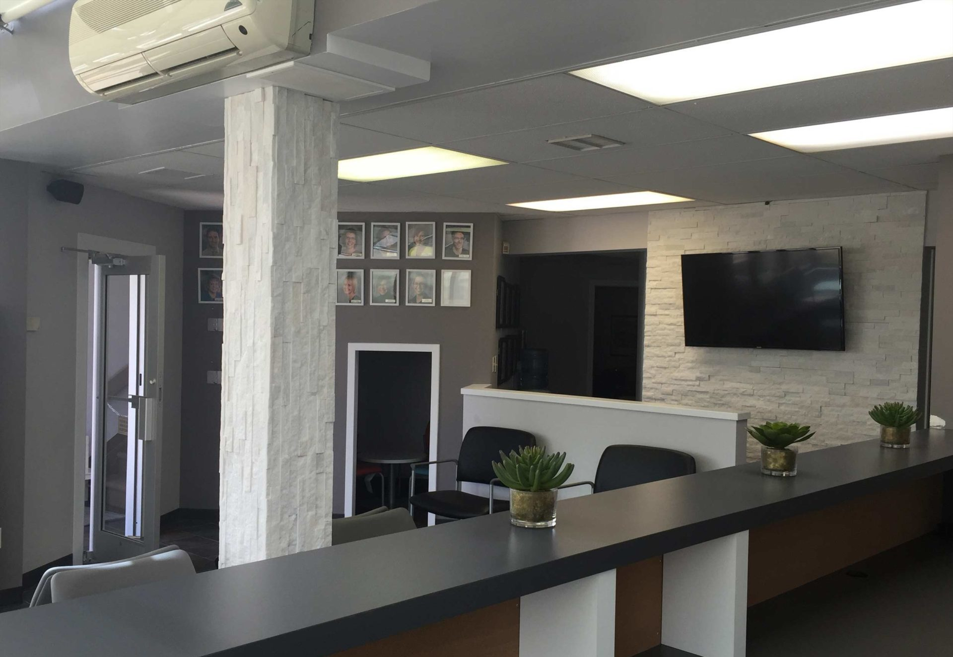 Dental Clinic Interior Designing Project In Edmonton